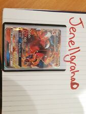 Pokemon Cards Charizard GX Burning Shadow Ultra Rare 20/147