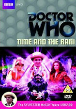 DOCTOR WHO - TIME AND THE RANI - DVD - REGION 2 UK