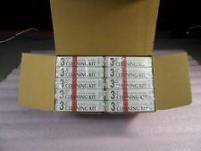 "Lot of (10x) - Fujitsu 0632440 3.5"" Optical Disk Cartridge Cleaning Kit"