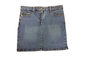 Distressed Stretch Denim Mini Skirt, Grunge Denim Skirt, Boho, Retro, Festival