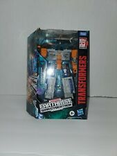 Transformers Decepticon Airwave Earthrise Deluxe Class War for Cybertron