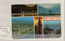 POSTCARD, BRITISH COLUMBIA WEST VANCOUVER CANADA  POSTED 1984 6X23