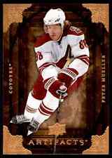 2008-09 Upper Deck Artifacts Peter Mueller #25