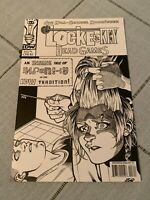 Locke & Key #3 Head Games Sketch Variant 1st Print NM Joe Hill Comic IDW NETFLIX