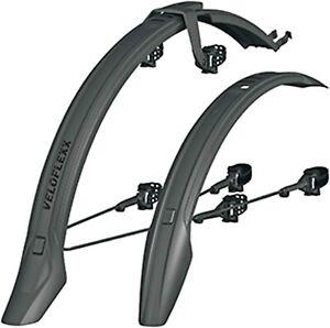 """SKS - Bike Fender Set - VeloFlexx 55 QR (700 or 26"""" max 52mm width-fits 650b)"""