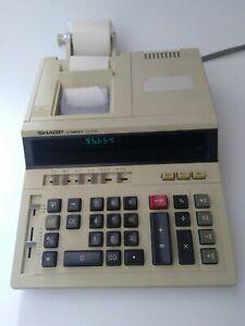 Sharp Compet CS-1606 calculator Electronic printer Adding Machine print