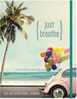 JUST BREATHE - ELLIE CLAIRE (COR) - NEW NOTEBOOK / BLANK BOOK