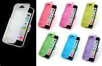 FLIP COVER  FRONTE E RETRO IN TPU PER IPHONE 5C