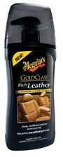 * Paquete De 2 * Meguiars Gold Class Rico Limpiador de cuero y Acondicionador [G17914EU]