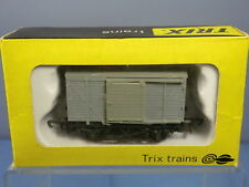 TRIX / LILIPUT MODEL No.1614? 12Ton COVERED VAN WITH SLIDING DOORS    VN MIB