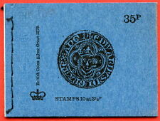 DP3 1974 June 35p Stitched Booklet
