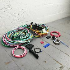 1936 Chevrolet Standard Wire Harness Upgrade Kit fits painless terminal circuit