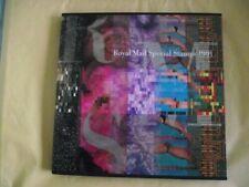 1991 Year Book No.8 (Complete with U/M Stamps & Slip Case) Cat £45 - Pristine