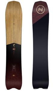 2022 Nidecker Mellow Swallowtail WIDE Snowboard NEW 160 WIDE