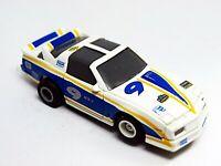 Marchon MR-1 Slot Car - 80's Firebird Trans Am *EARLY GRAPHICS,WHEELS* RARE