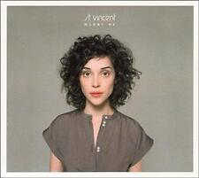 St Vincent - Marry Me (NEW CD)