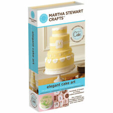 NEW ✿ Cricut Cartridge For Die Cuts ✿ Martha Stewart Crafts Elegant Cake Art ✿