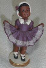 Jane Figurine Martha Holcombe Abc 10th Anniversary 1 Year Limited Edition 1994
