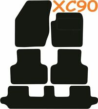 Volvo Xc90 Tailored Deluxe Quality Car Mats 2002-2014