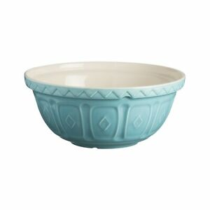 Mason Cash | Color Mix S12 Turquoise Mixing Bowl - 4.25 Quart