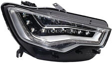 HELLA LED DRL RIGHT side Headlight FOR AUDI A6 C7 Allroad Avant RS6 4G 2011-