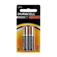 [DURACELL] 2pcs Alkaline Battery with Duralock, AAA, LR03, 1.5V