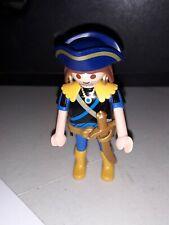 Blue Playmobil Pirate 1/2