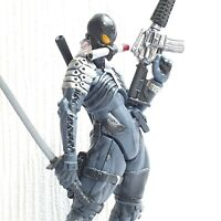 Konami Metal Gear Solid 2 Substance Sons of Liberty RAIDEN figure