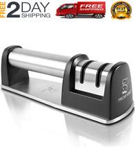 New listing Sharpener PriorityChef Knife Sharpen Diamond Coated Wheel 2 Stage Version