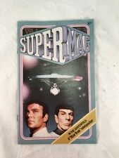 Vintage Supermag Magazine 1980 Volume 4 Number 5 Star Trek The Motion Picture