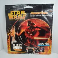 Hover Disc Star Wars Revenge of the Sith 3 Foot Vintage Darth Vader New