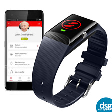 V-SOS Band by Vodafone - Fall Detection - GPS - WaterProof - SOS Button Alert