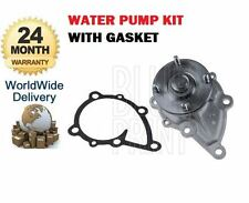 FOR NISSAN VANETTE 1.5 A15 ENGINE 1986-1993 NEW WATER PUMP AND GASKET SET