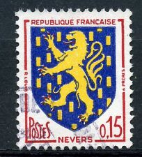 STAMP / TIMBRE FRANCE OBLITERE N° 1354  NEVERS