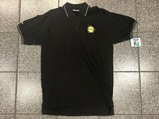 Large New Vintage NWT MLS Los Angeles Galaxy Polo Shirt Majestic VTG