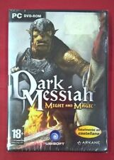 Dark Messiah of Might and Magic - PC - DVD ROM - NUEVO