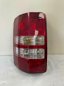 JEEP LIBERTY LEFT DRIVER LH TAIL LIGHT LAMP OEM 2008-2012