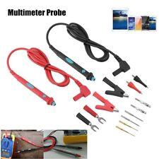Needle 1000V 20A Multi Meter Test Probe/Lead Kit For Digital Multimeter Fluke 3C