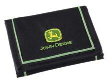 Genuine John Deere Kids' Wallet Black
