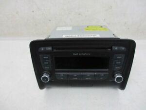 Radio Lecteur De CD Audi Tt (8J3) 2.0 TFSI 8J0035195D, 7646265380