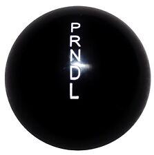 Black Automatic DL Shift Knob M10x1.25 threads U.S MADE