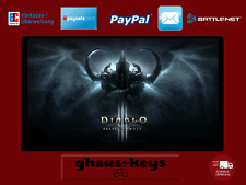 Diablo 3 Reaper of Souls Add-On CD Key Pc Game Code Battlenet Blitzversand