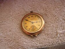 Antique Elgin Women's Ladies Pocket Watch Wadsworth Case