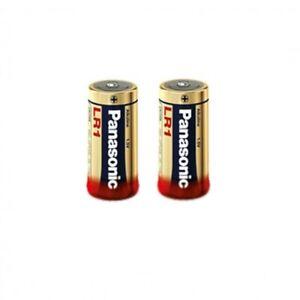 VALUE PACK 2 X Genuine PANASONIC N LR1 910A Alkaline battery 1.5v [2 Batteries]