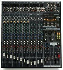 Yamaha EMX5016CF 16 Channel 1000W Powered Mixing Board