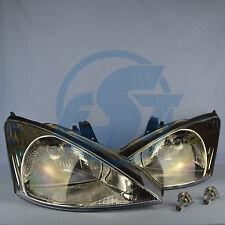 2x Scheinwerfer Ford Focus 1 Set rechts + links mit Leuchtmittel 1998-2001 MK1