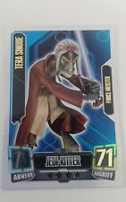 Star Wars Force Attax-Tera Sinube-Force Meister