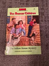 The Boxcar Children The Yellow House Mystery By  Gertrude Chandler Warner