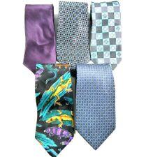 Lot of 5 Neckties           B
