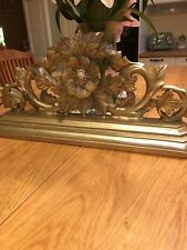 LAURA ASHLEY ORNATE SHELF